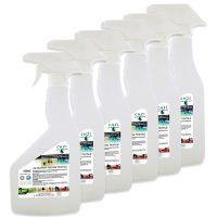 Détachant résine textile - Lot de 6 sprays